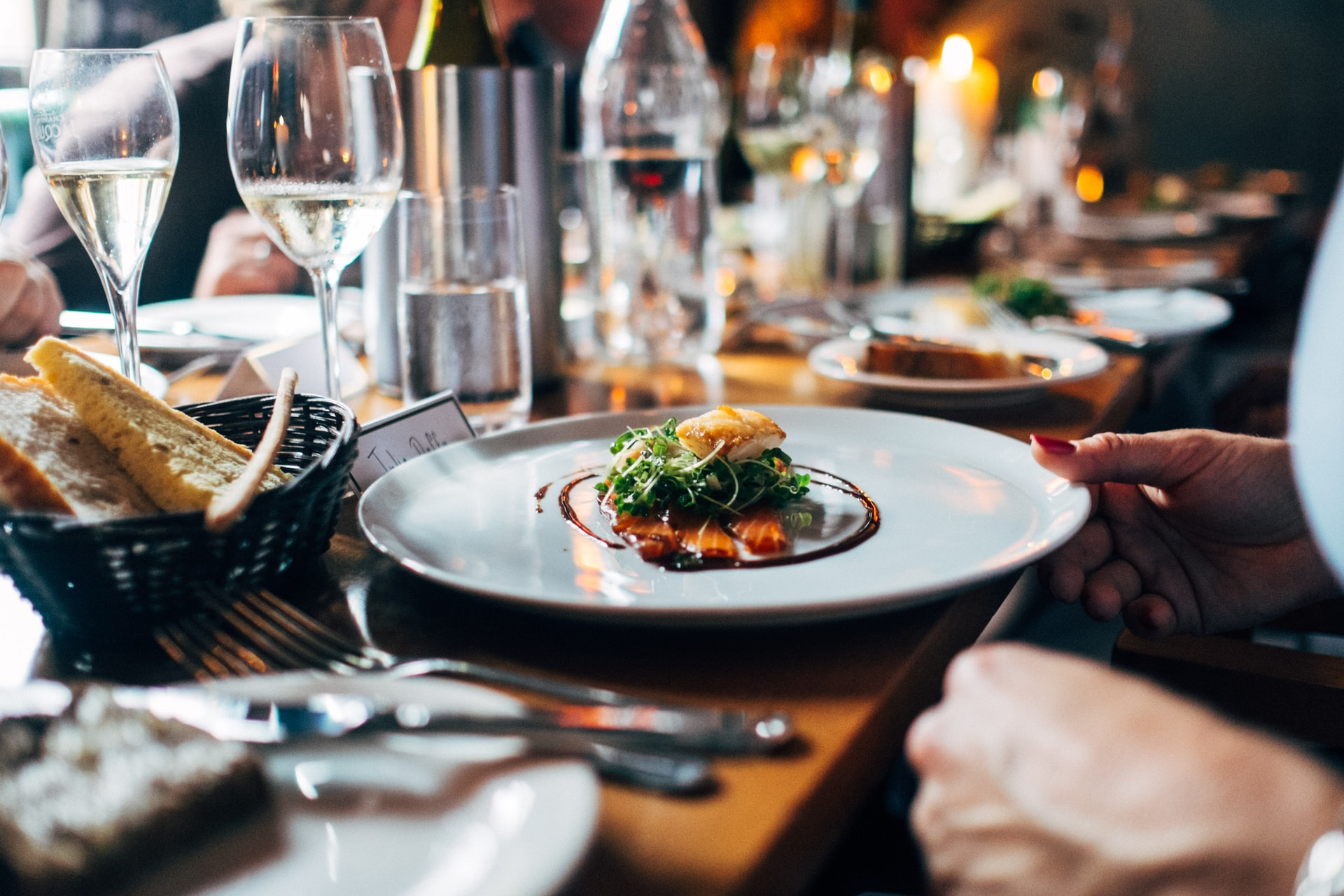 Giv din restaurant den helt rette stemning
