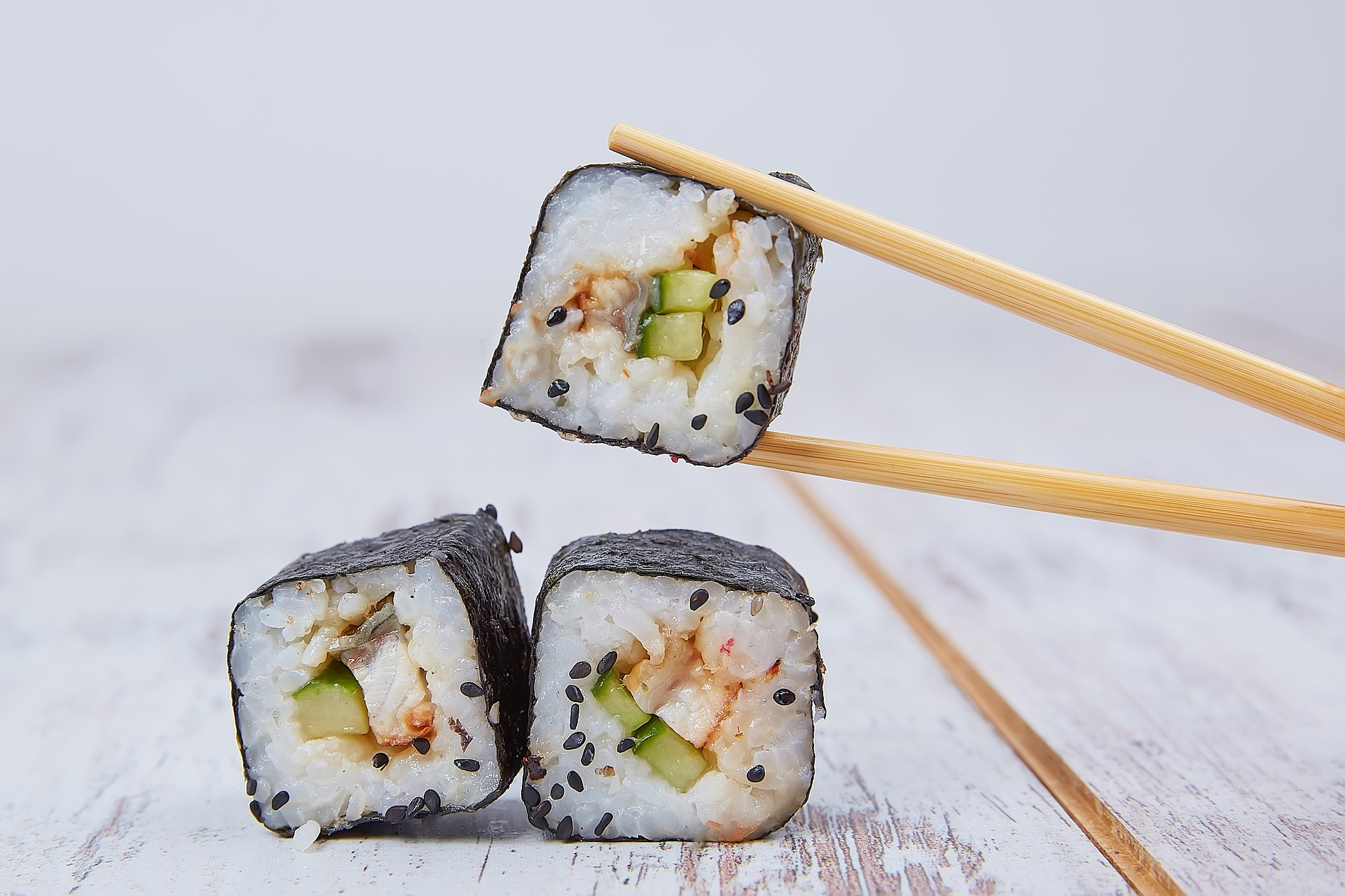 Sushi tildin næste sammenkomst